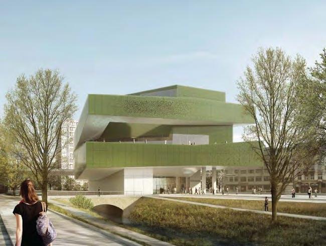6. Place: Magellan by :mlzd Architekten