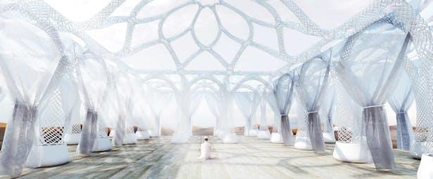 DiaMosque Interior 1_AntiStatics Architecture