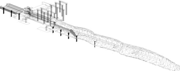 Isometric Longitudinal Section