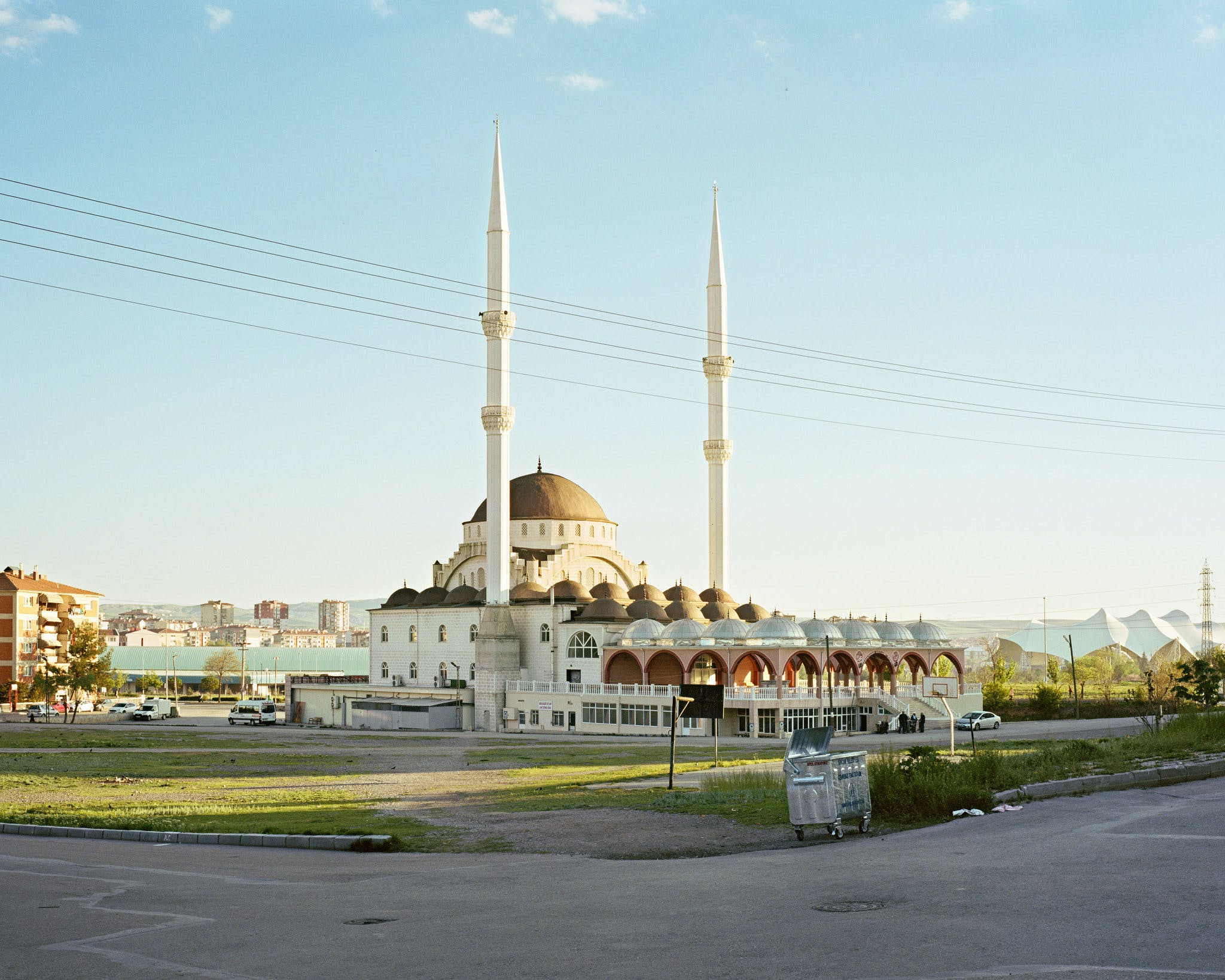 Erdogan S Neo Ottoman Mosques News Archinect