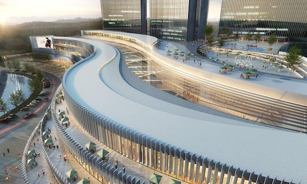 Xiamen Wu Yuan Wan Mixed-use Development