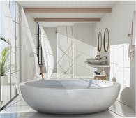 Bathroom remodeling visualizations