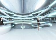 Futuristic Building Concept