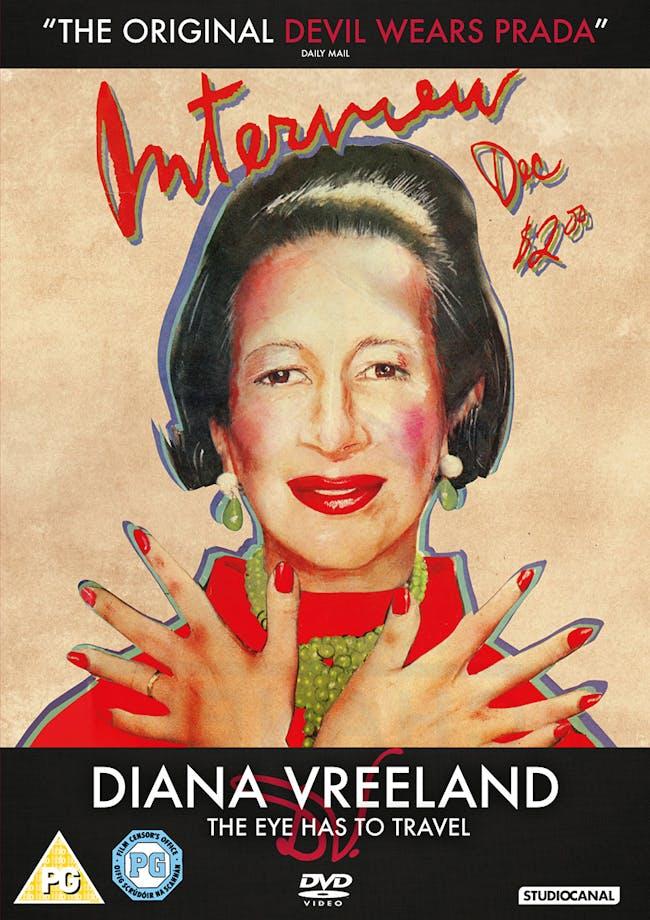 Fashion Category Winner: DIANA VREELAND: THE EYE HAS TO TRAVEL, Directed by Lisa Immordino Vreeland