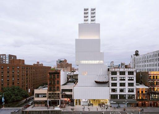 New Museum © Dean Kaufman.