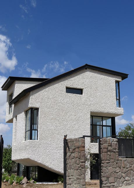 Dayi Jan Villa - Razan Architects