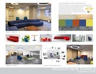 Hudson View Terrace- Community Room