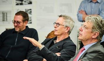 Neil Denari On Balancing Practice, Teaching, and Experimental Design