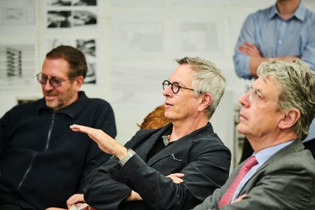 Neil M. Denari. Image courtesy of UCLA Architecture and Urban Design.