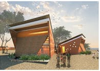 A Rammed Earth School Design in Malawi, Africa