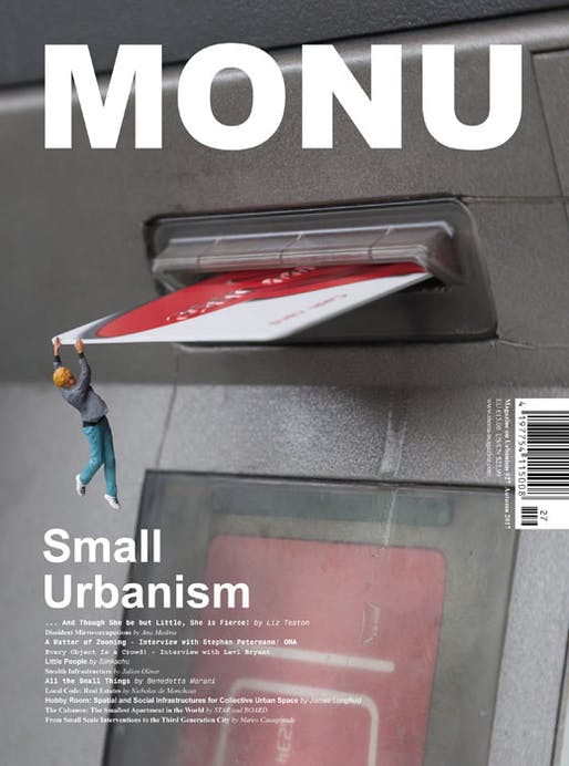 Cover of MONU #27