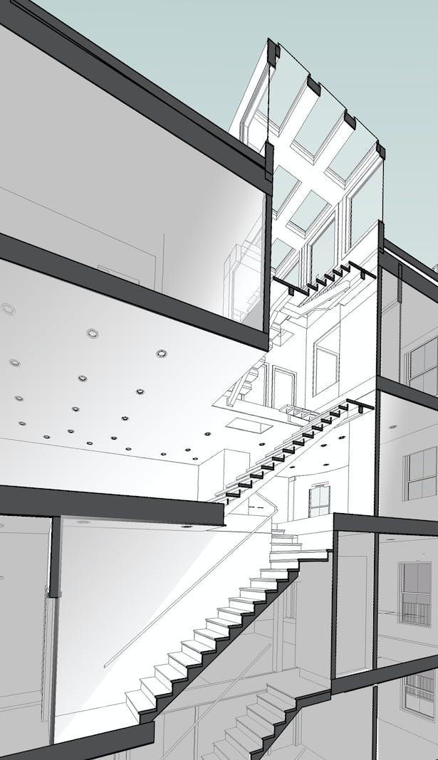 Lightwell concept