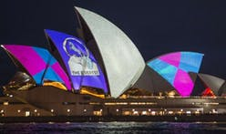 #SailsNotSales: public protests after Sydney Opera House displays horse racing ad on its facade