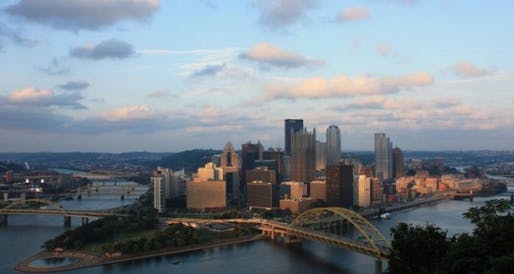 Pittsburgh continues to top the livability charts in the United States. Image via pps.org