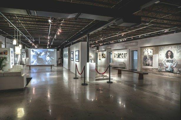 Interior Gallery/Event Space