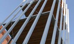 Artist Chris Burden's Quasi-Legal Skyscraper Rises Again