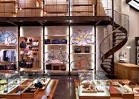 Shinola Flagship Store, TriBeCa
