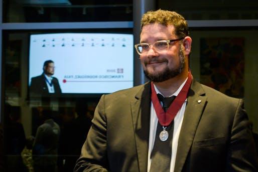 Francisco Javier Rodríguez-Suárez, FAIA. Image couresty of AIAPR