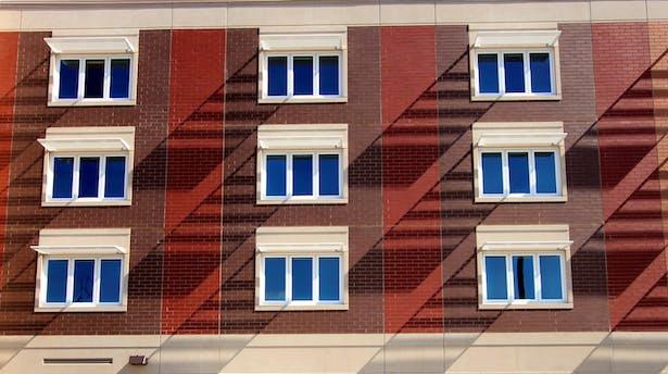 Sunscreens: Myers Place, Mt. Prospect, Illinois / Cordogan Clark & Associates Architects