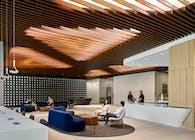 SXSW Center Lobby Activation