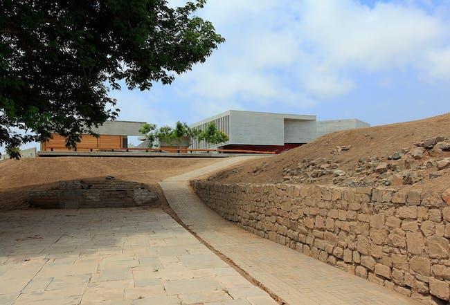 2014/2015 MCHAP Finalist: Pachacamac Museum by Llosa Cortegana, Lima, Peru. Photo: Juan Solan.