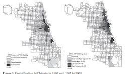 Gentrification and the Persistence of Poor Minority Neighborhoods