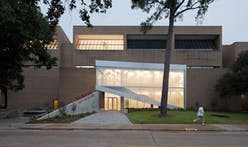 Blaffer Art Museum, designed by WORKac, opens in Houston