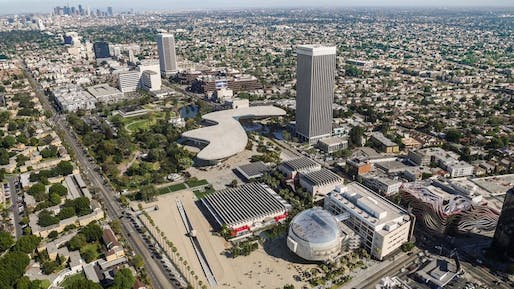 L.A.'s Miracle Mile lacks a cohesive urban vision. Image courtesy of Atelier Peter Zumthor & Partner, The Boundary.