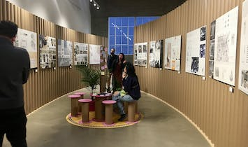 AIA|LA recognizes the work of California's architecture students at the 2019 2x8:Exchange Competition