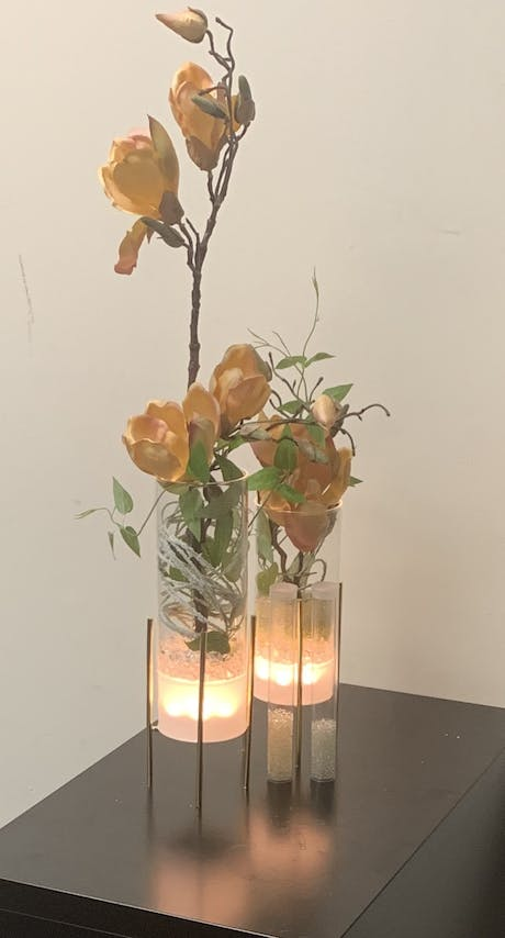 Centerpiece @ Private Residence