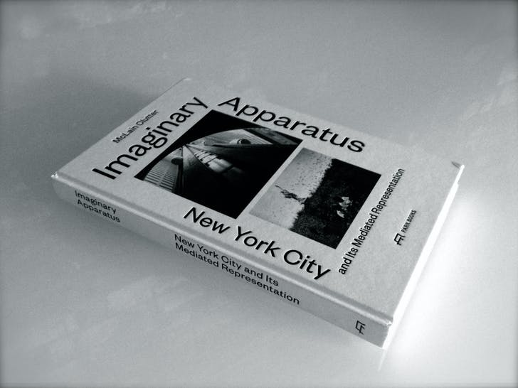 'Imaginary Apparatus: New York City and Its Mediated Representation' (2015).