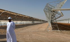 Flush With Oil, Abu Dhabi Opens World's Largest Solar Plant