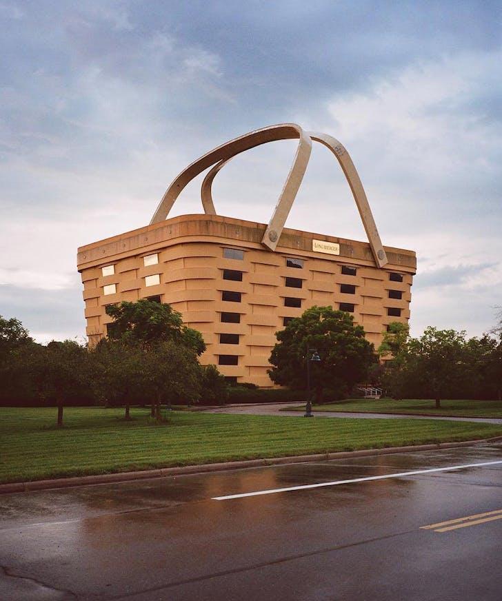 @phdonohuelongaberger basket building | newark, oh