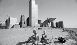 Manhattan's Battery Park was once a surreal beachfront