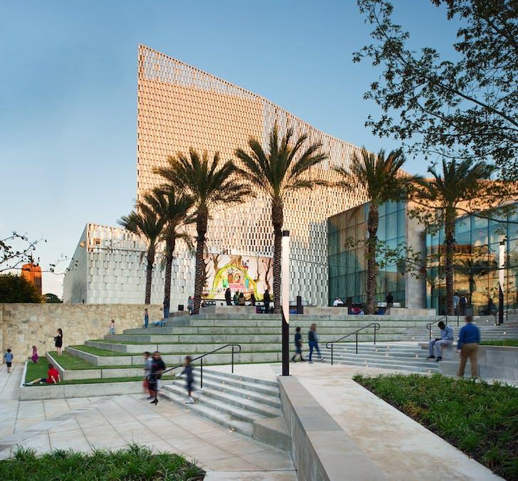 Tobin Center for the Performing Arts. Photo: Mark Menjivar.