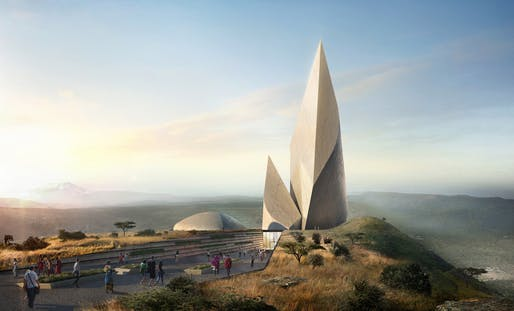 Image courtesy of Studio Daniel Libeskind.