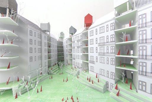Sprouting City Blocks by KATOxVictoria. Image courtesy of KATOxVictoria.