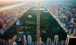 Form follows finance: NYC's pencil towers for the ultrawealthy