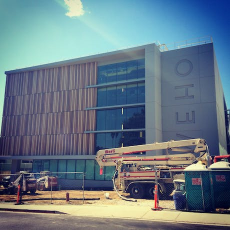New Project: West Hollwood Automated Parking Garage now up
