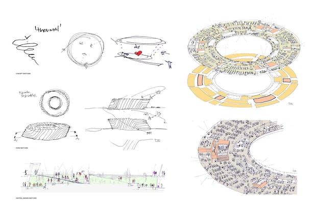 Concept Sketch by Daniel Statham