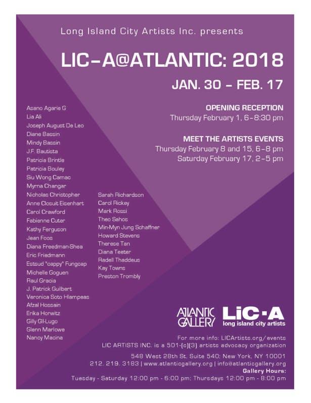 Atlantic Gallery - LIC-A