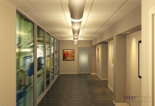 Industrial Corridor Addition