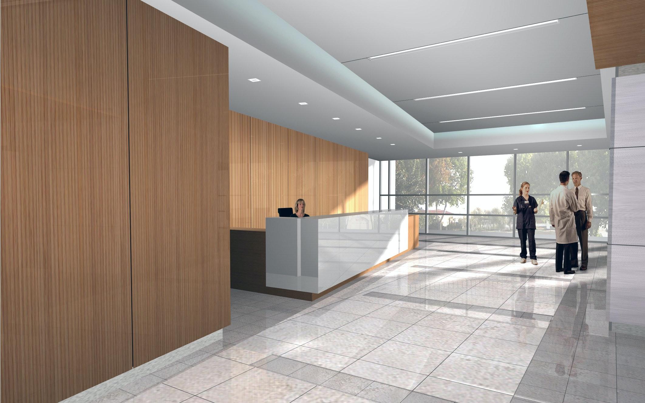 Gkkworks Project Pomona Valley Hospital Medical Center