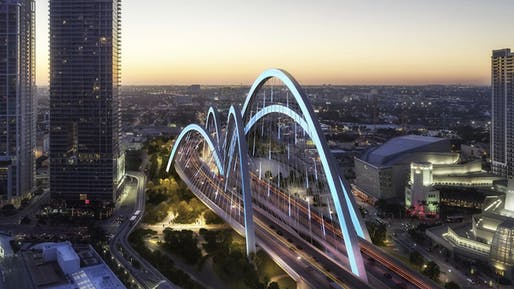 "A list of the most expensive ""highway boondoggles"" in the United States includes Miami's proposed ""skyline bridge."" Image courtesy of the Florida Department of Transportation."