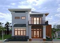 mẫu thiết kế biệt thự đẹp
