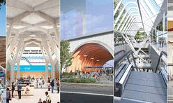 HASSELL, Rogers Stirk Harbour, Weston Williamson design five new Melbourne metro stations