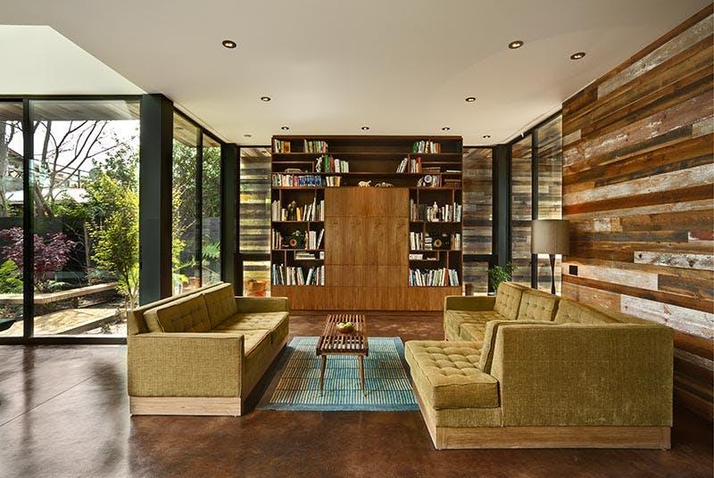 Sela Residence Marmol Radziner Archinect