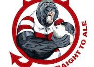 Straight to Ale Sponsorship Logo