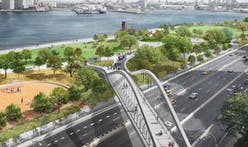 BIG's Manhattan flood wall resiliency project advances