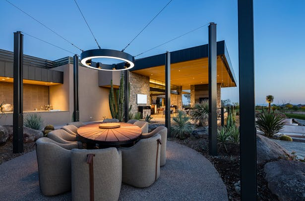 Seven Desert Mountain Clubhouse 3